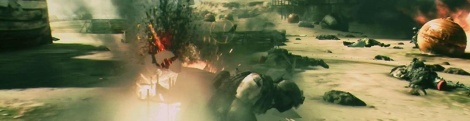E3: Ghost Recon Future Soldier gameplay