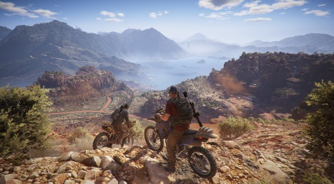 E3: Ghost Recon Wildlands se montre