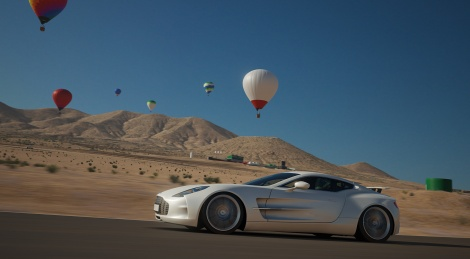E3: Gran Turismo Sport trailer, screens