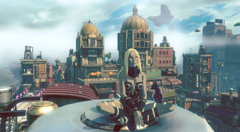 E3: Gravity Rush 2 trailer, screens
