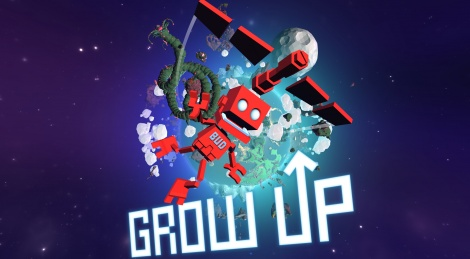 E3: Grow Up reveal trailer, screens