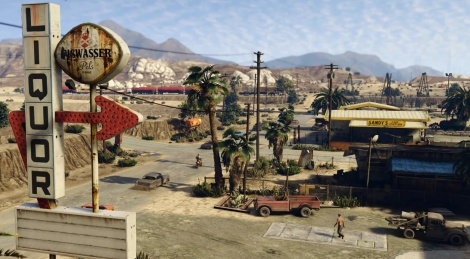 E3: GTA V coming to PS4/X1/PC