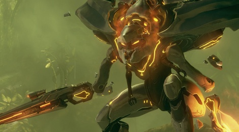 E3: Halo 4 images and artworks