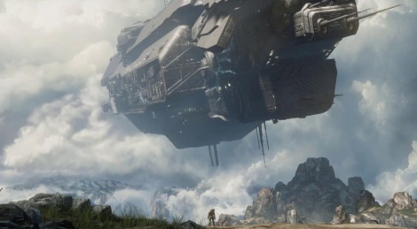 UNSC Infinity | Halo | Pinterest | Infinity, Space ship and Sci fi