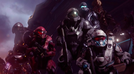 E3: Halo 5 gets three videos