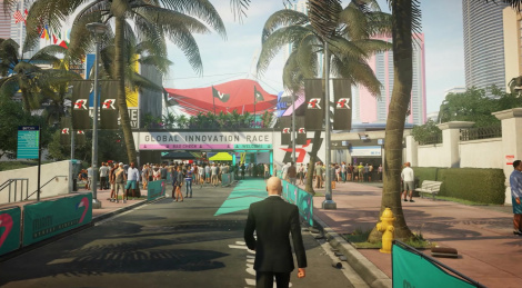 E3: Hitman 2 trailer showcases Miami
