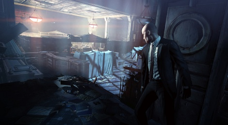 E3: Hitman Absolution emerges