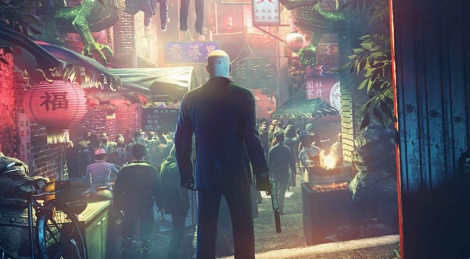 E3: Hitman Absolution gameplay