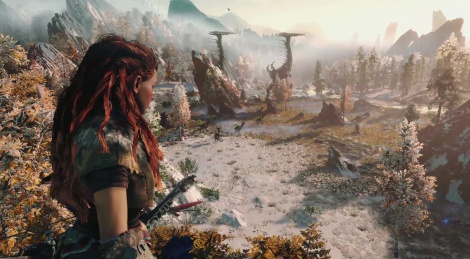 E3: Horizon Zero Dawn unveiled