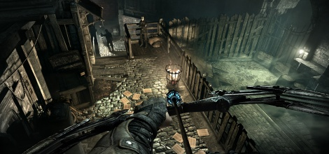 E3: Images and trailer for Thief
