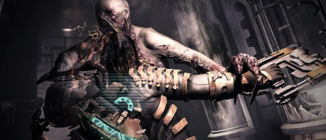 E3: Images and trailer  of Dead Space 2