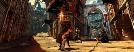 E3: Images and trailer of DmC