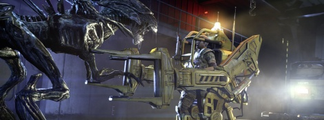E3: Images d'Aliens Colonial Marines