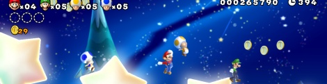 E3: Images of New Mario Bros U