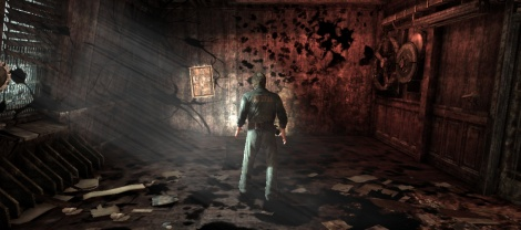 E3: Images of Silent Hill Downpour