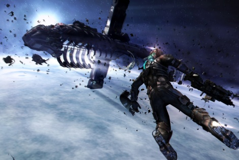 E3: Images & trailer of Dead Space 3
