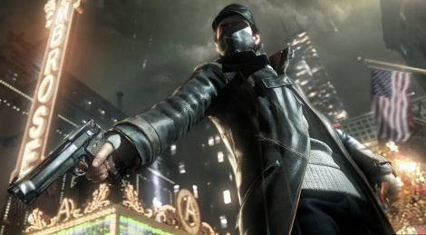 E3 : Interview Watch_Dogs