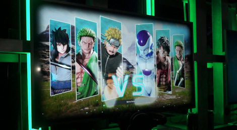 E3: Jump Force gameplay