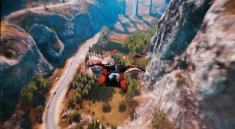 E3: Just Cause 3 gameplay
