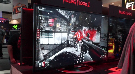 E3: Killing Floor 2 on PS4