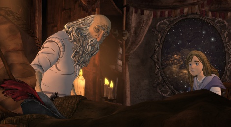 E3: King's Quest gameplay trailer