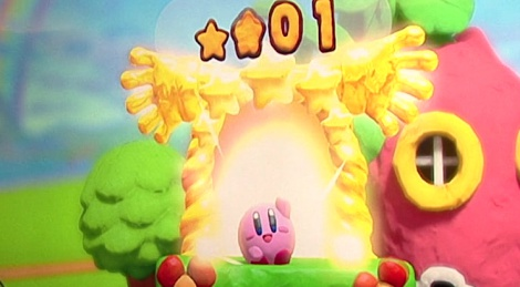 E3: Kirby gameplay