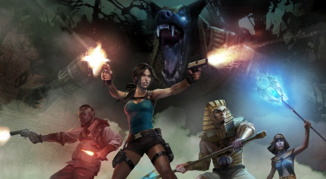 E3:  Lara Croft & the Temple of Osiris revealed