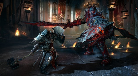 E3: Lords of the Fallen first screens