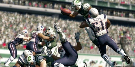 E3: MADDEN NFL 13 gets physical
