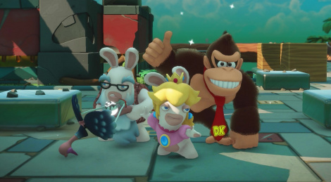 E3: Mario + Rabbids and Donkey Kong