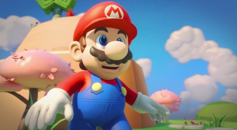 E3 : Mario + Rabbids Kingdom Battle en trailer
