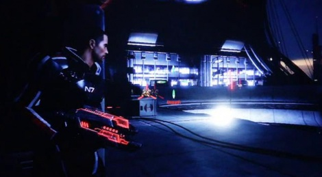 E3: Mass Effect 2 in action