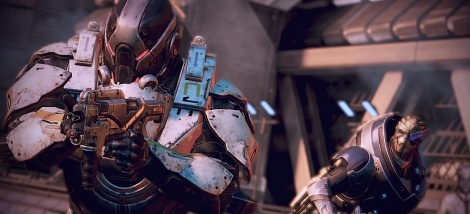 E3: Mass Effect 3 screens and video