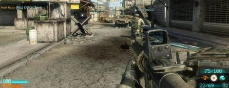 E3: Medal of Honor gameplay