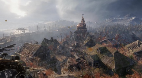 E3: Metro Exodus gameplay