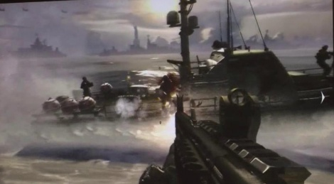 E3: Modern Warfare 3 gameplay