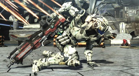 E3: More images for Vanquish