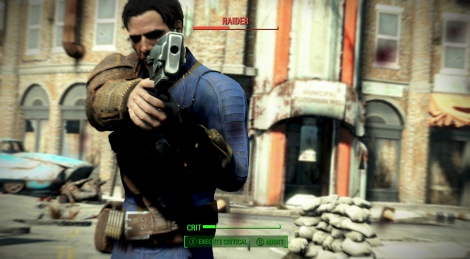 E3: More screens from Fallout 4
