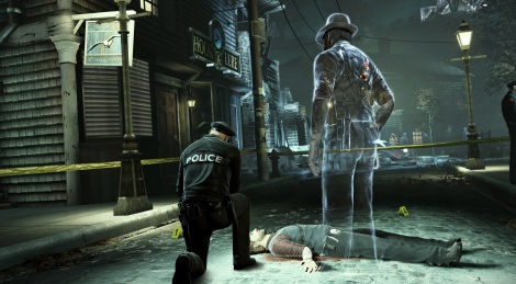 E3: Murdered Soul Suspect screens
