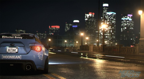 E3: Need for Speed screens