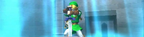 E3: New Ocarina of Time 3D Trailer