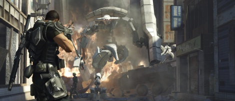E3: New screens of Binary Domain