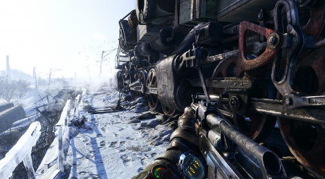 E3: New screens of Metro Exodus