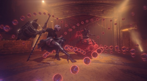 E3: New screens of NieR Automata