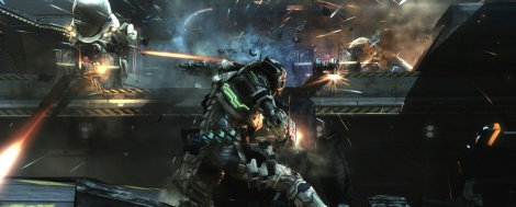 E3: New screens of Vanquish