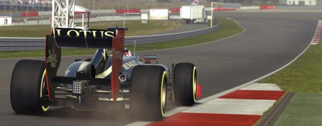 E3: New Screenshots of F1 2012