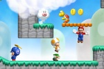 E3: New Super Mario Bros. Wii images and video