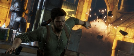 E3: New Uncharted 3 Shots