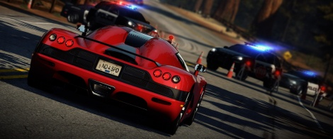 E3: NFS Hot Pursuit announced