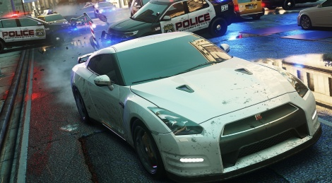 E3: NFS Most Wanted gets some images